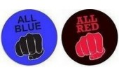 All Blue & All Red